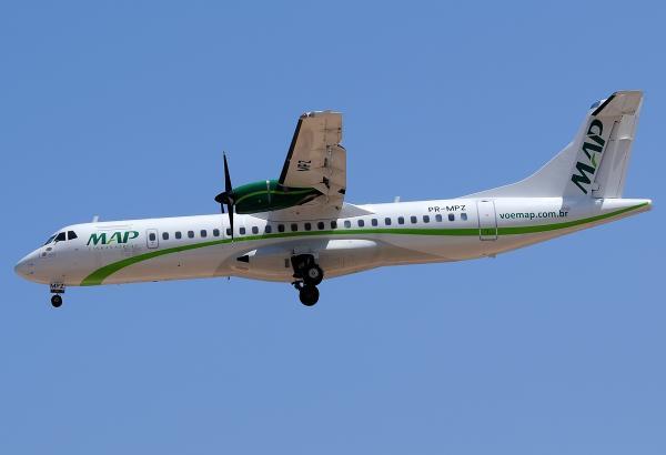 MAP oferece voos aos sábados para Parintins