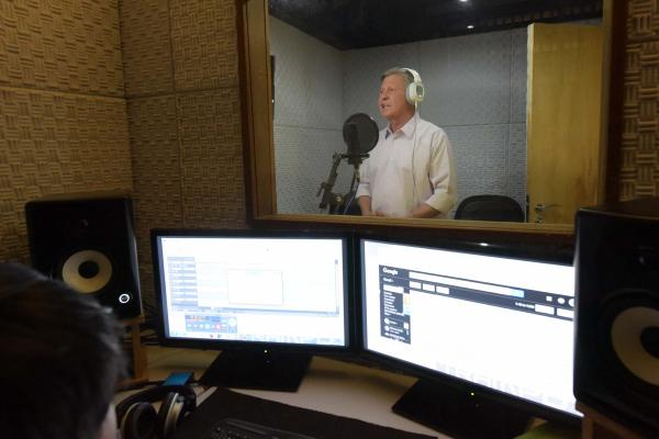 Prefeitura lança web rádio para divulgar ações municipais