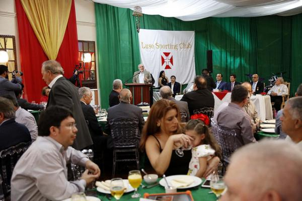 Comunidade portuguesa comemora 106 anos do Luso Sporting Club em Manaus