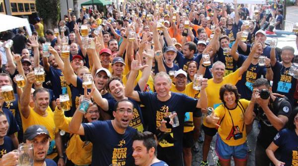 Parintins recebe a primeira edição da corrida da cerveja Beer Run