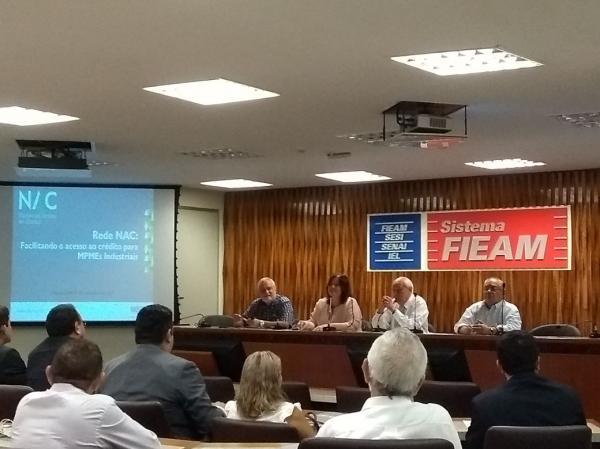 Acesso ao crédito empresarial é tema de palestras na Fieam