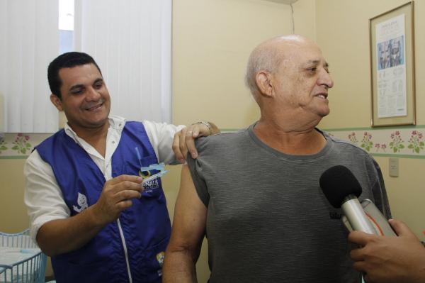 Semsa faz os últimos ajustes para o Dia D de vacinação contra a gripe