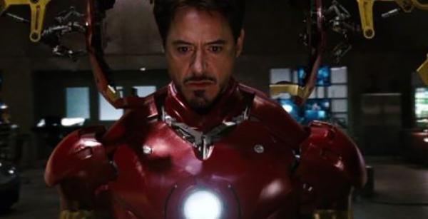 Traje do Homem de Ferro usado pelo ator  Robert Downey Jr. no filme é roubado