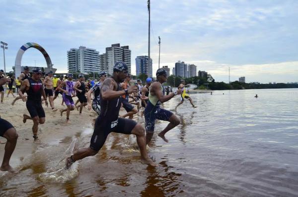 Federação Amazonense de Triathlon lança calendário das competições em 2018