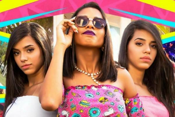 MC Loma & Gêmeas Lacração fazem show em Manaus no dia 30 deste mês