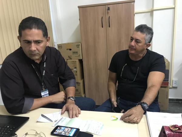 Ageman cobra providências para falta d'água no loteamento Santa Rita