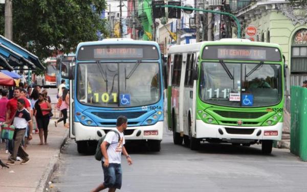 Linhas que atendem o Centro têm itinerário alterado