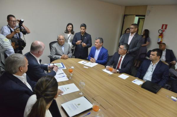 Equipe da Giuliani Security & Safety chega a Manaus e visita órgãos de segurança pública