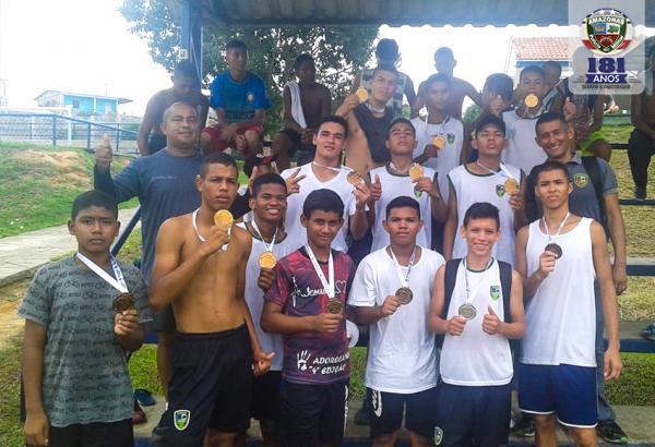 PM realiza 1º Desafio de Atletismo entre alunos do Programa Formando Cidadão