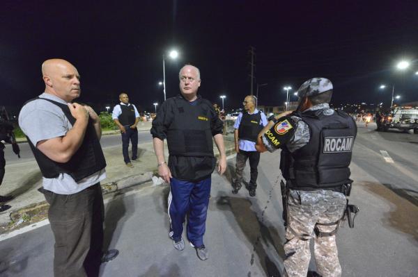 Consultoria Rudolph Giuliani fará diagnóstico do sistema prisional e estudo sobre as fronteiras do AM