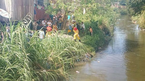 Corpo decapitado é encontrado em igarapé na zona Leste de Manaus