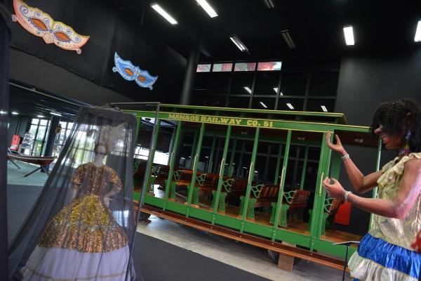 Exposição 'Cultura Lugar de Todos' reúne história, arte e costumes da região Amazônica