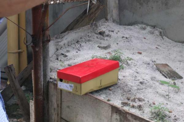 Feto é encontrado em via pública no bairro Armando Mendes, em Manaus