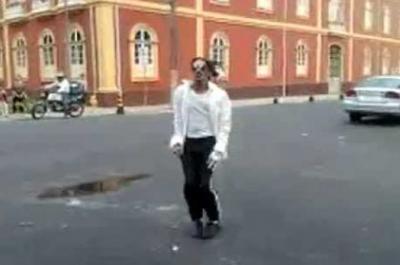 Michael Jackson do Amazonas