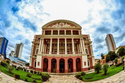 Manaus divulgando a cidade para o mundo