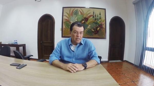 Braga grava vídeo em solidariedade à Sabino