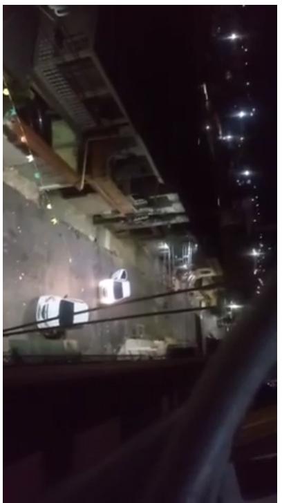 Tiroteio deixa um morto e dois feridos no igarapé do 40 zona sul de Manaus