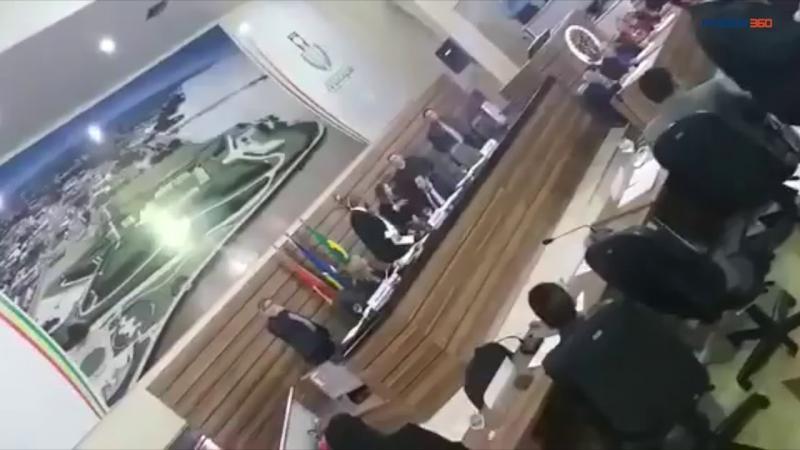 Briga e confusão suspendem sessão em Câmara dos Vereadores no Amapá