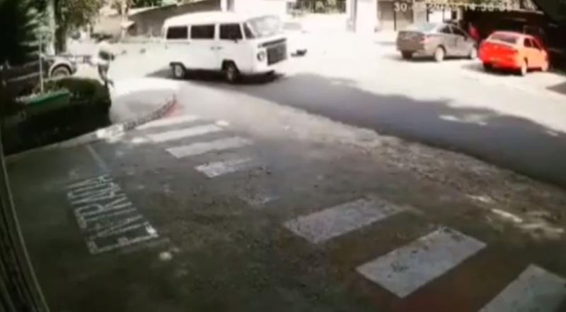 Acidente com vítima fatal no parque 10